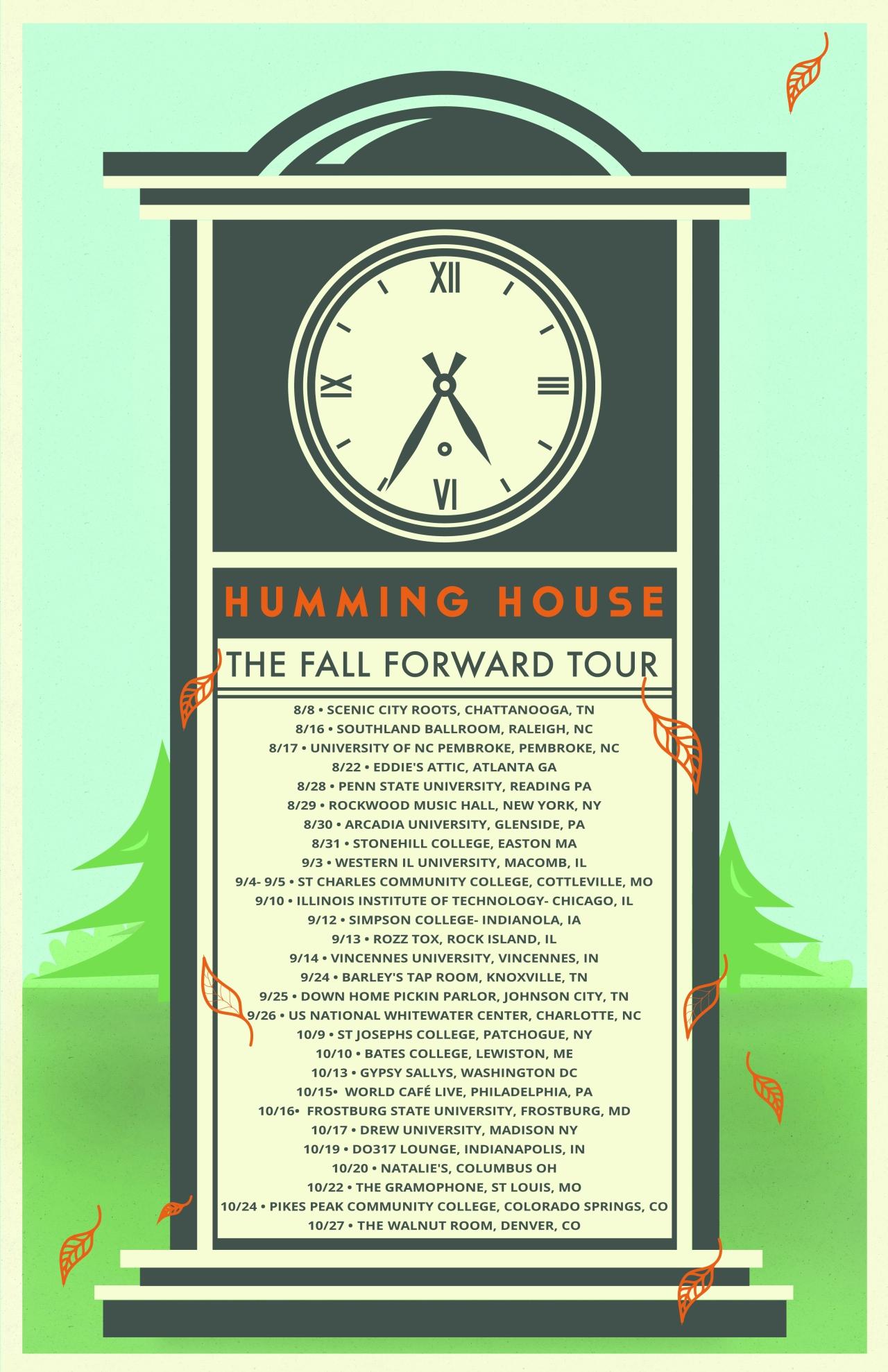 Fall Forward Flyer